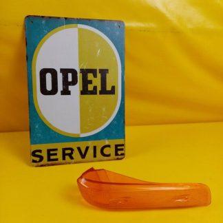 NEU + ORIGINAL Opel Kapitän Admiral Diplomat A Blinkerglas vorne links