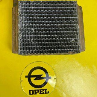 NEU + ORIGINAL Opel Kadett A Heizkühler Heizungskühler Wärmetauscher Heizung