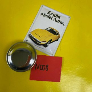 Neu Opel Commodore A B C CiH 2,8 + 2,5 Ventildeckel chrom Öleinfülldeckel