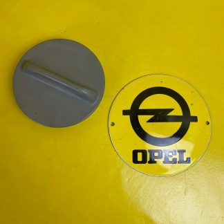 NEU + ORIGINAL Opel Ascona A Manta A 1,2 1,6 1,9 Rekord D Tankdeckel