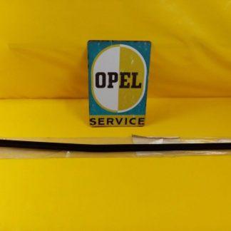 NEU + ORIG GM Opel Frontera A Fensterschachtleiste Tür links Abdichtung Leiste