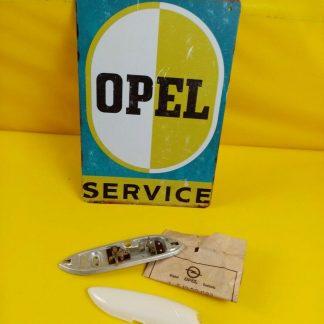 NEU + ORIG Opel Olympia Rekord P1 / P2 Beleuchtung Innenraum Leuchte