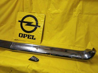 Opel Rekord C Commodore A Stoßstange vorne Bumper chrom Stoßfänger