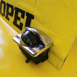Opel Kadett C Nummernschildbeleuchtung Chrom Beleuchtung Nummernschild