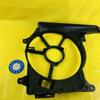 NEU + ORIG Opel Meriva A Lufttrichter Trichter Gehäuse Kühler Kühlerventilator