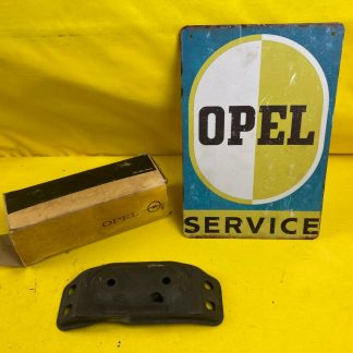 NEU + ORIGINAL Opel Olympia Rekord P1 und P2 Getriebe Halter Stütze Lager