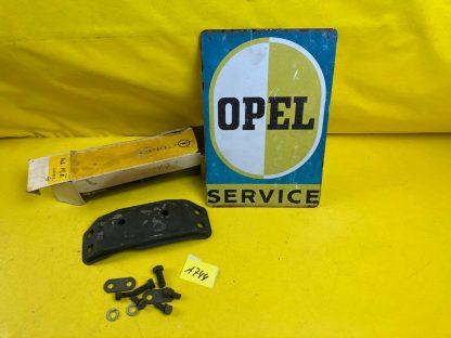 NEU + ORIGINAL Opel Olympia Rekord P2 Getriebe Halter Stütze Lager