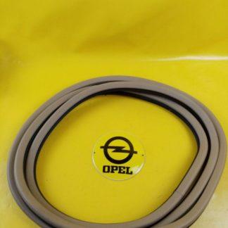 NEU + ORIG Opel Kadett D Türgummi braun / beige Tür Gummi Dichtung Türdichtung