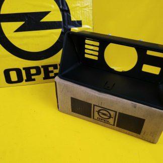 NEU + ORIG Opel Kadett D Tacho Blende Cockpit Armaturenbrett Instrumententräger