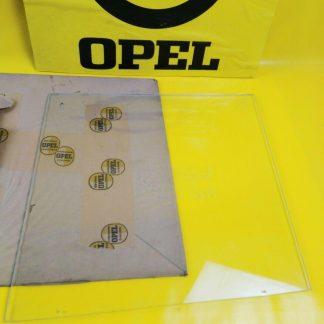 NEU + ORIGINAL Opel Olympia Rekord Caravan Kombi Scheibe Seitenscheibe
