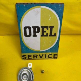 NEU Opel Kadett B C Ascona A B Hupe Signalhorn NEU