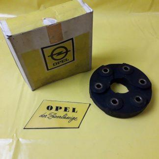 NEU + ORIGINAL Opel Rekord C Commodore A Hardyscheibe Kardanwelle Kupplung Welle