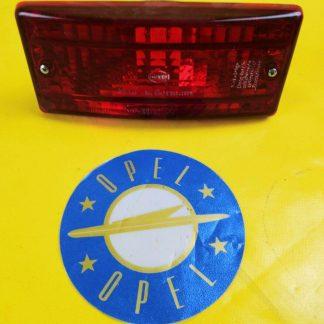 NEU + ORIG Opel Rekord C Commodore Glas Nebelschlussleuchte Scheibe Lampe hinten
