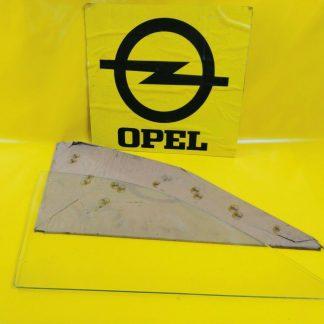 NEU + ORIGINAL Opel Olympia Rekord P2 Coupe Scheibe für Ausstellfenster re + li