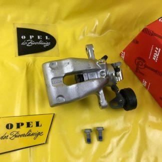 NEU Erstausrüster Bremssattel hinten LINKS Opel Astra G Zafira A LUCAS 93176084