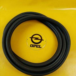 NEU + ORIG Opel Corsa B 4-türer Türdichtung hinten rechts grau Gummi