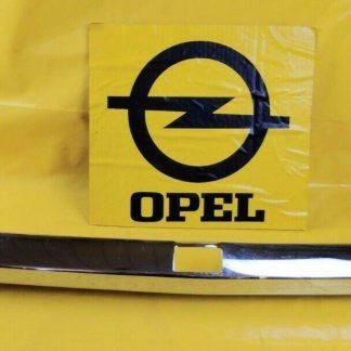 NEU + ORIGINAL Opel Kadett C 2.Serie Stoßstange hinten Chrom Bumper