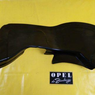 NEU + ORIG GM Opel Astra G Reparaturblech Verstärkung Boden hinten links Blech