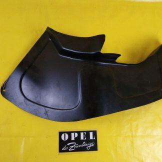 NEU + ORIG GM Opel Astra G Reparaturblech Verstärkung Boden hinten innen rechts