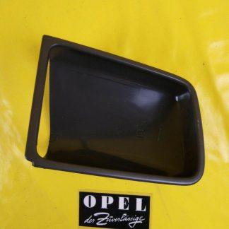 NEU + ORIG Opel Kadett E Abdeckung Spiegel Gehäuse grau Spiegelgehäuse rechts