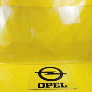NEU + ORIG GM Opel Kadett D Frontscheibe Verbundglas klar Windschutzscheibe 1,8