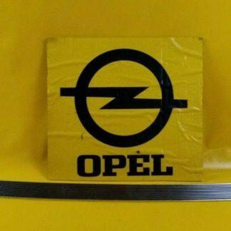 NEU + ORIG Opel Kapitän Admiral Diplomat A Zierleiste Heck Leiste