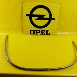 NEU + ORIG Opel Admiral / Kapitän + Diplomat B Zierleiste Radlauf vorne links
