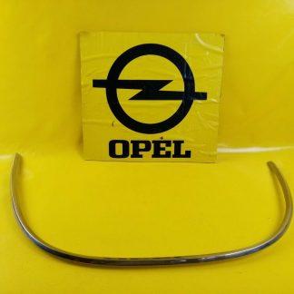 NEU + ORIGINAL Opel Diplomat B V8 Zierleiste Radlauf vorne links auf Kotflügel