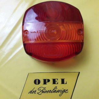 NEU + ORIGINAL Opel Blitz Rücklichtgläser Rücklichtglas Rücklicht Heckleuchte