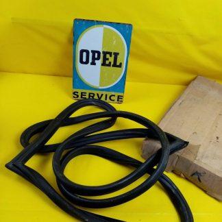 NEU + ORIG Opel Rekord A R3 Dichtung Frontscheibe Frontscheibendichtung