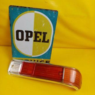 NEU + ORIGINAL Opel Rekord A Rücklicht Glas Coupe hinten rechts Rücklichtglas