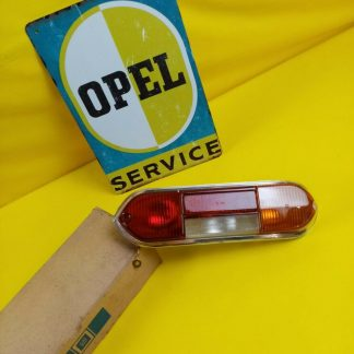 NEU + ORIG Opel Kadett A Rücklicht komplett Limousine + Coupe hinten rechts