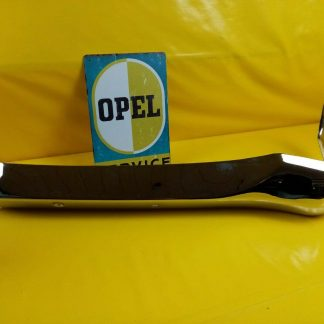 NEU + ORIG Opel Olympia Rekord P1 Stoßstange Stoßstangenecke vorne links
