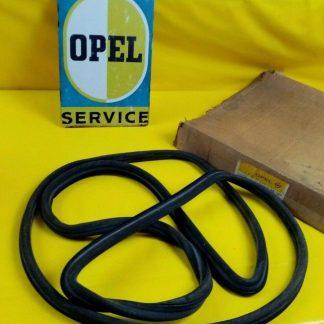 NEU + ORIGINAL Opel Kadett A Limousine Dichtung Heckscheibe