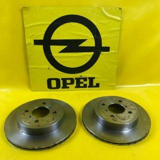 NEU Zimmermann Bremsscheiben vorne Opel Agila A Suzuki Ignis Wagon R 253 X 17