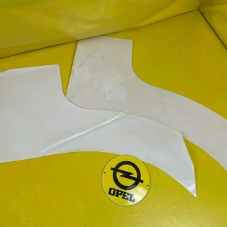NEU + ORIGINAL GM/Opel Speedster Steinschlagschutz Folie Seitenwand links Schutz