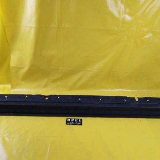 NEU Reparaturblech Opel Ascona C 2-türer Stufenheck Rep Blech Tür unten Türblech