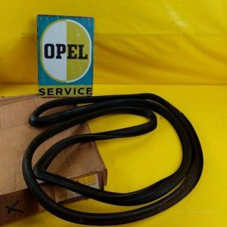NEU + ORIG Opel Rekord B Frontscheibe Dichtung Windschutzscheibe Scheibe
