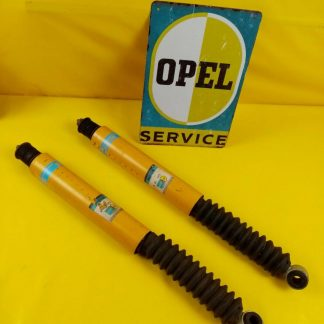 NEU + ORIG Opel Rekord C Commodore A Bilstein Paar Stoßdämpfer Gasdruck