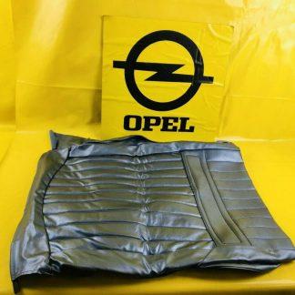 NEU + ORIGINAL Opel Rekord A / B Kadett A / B Sitzbezug Vordersitz Kunstleder