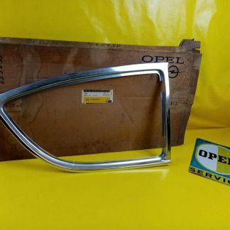 NEU + ORIGINAL Opel Kadett B Kiemencoupe Rahmen Chrom Fenster Blende Fenster