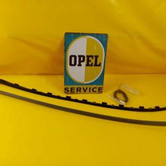 NEU + ORIC GM Opel Vectra C Zierleiste Frontscheibe seiltich Dichtung