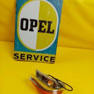 NEU + ORIGINAL Opel Kadett A Blinker Glas Gehäuse Dichtung vorne links