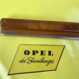 NEU + ORIGINAL Opel Kadett A Blinker Blinkerglas links SWF Hella Blinkerleuchte