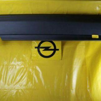 NEU + ORIGINAL GM Opel Corsa A Stoßstange hinten grau mit Träger Stoßfänger OE