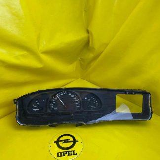 NEU + ORIGINAL GM/ Opel Vectra B Tacho Tachoeinheit Instrumente Cockpit Blende