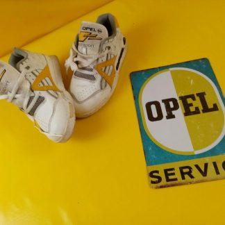 Opel Motorsport Schuhe Sneaker Größe 40 Rarität Sammler Accessoire Original