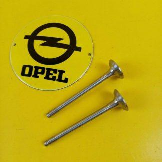NEU + ORIG Opel Ascona C Kadett E Corsa A 1,2 1,3 Liter Auslassventil