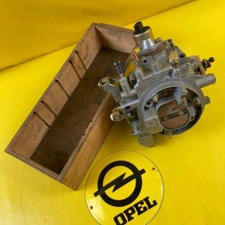NEU + ORIGINAL Opel Ascona C 1,6 Solex Vergaser Carburateur Pierburg