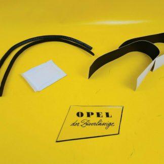 NEU IRMSCHER Opel Zafira A Dekor Steinschlagschutz Klebesatz Tür hinten
